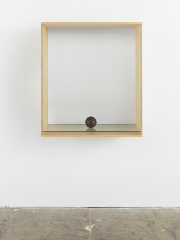 Untitled (bocce ball), 2013